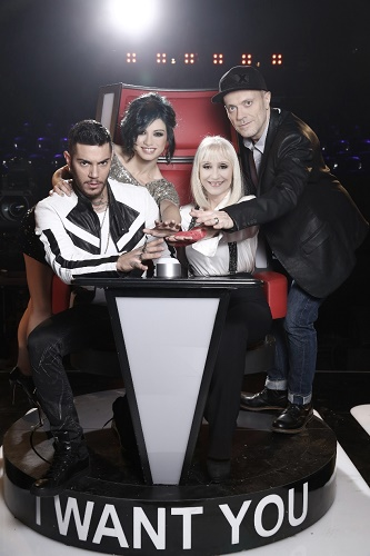 THE VOICE 4_GRUPPO COACH