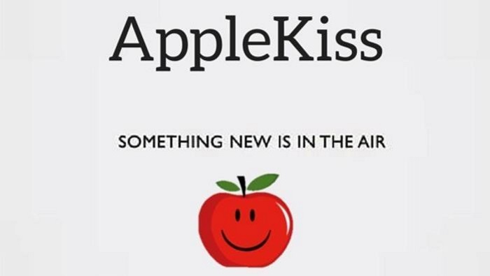 apple kiss