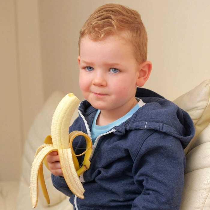 bambino banana