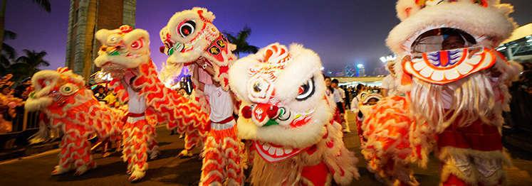 capodanno cinese anno della scimmia