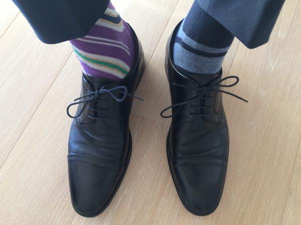 giornata mondiale dei calzini spaiati