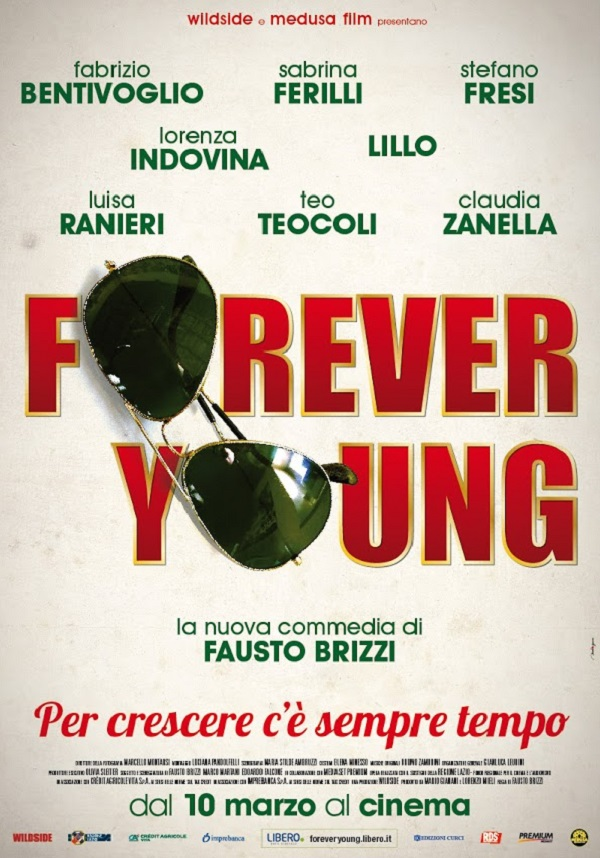 forever young locandina