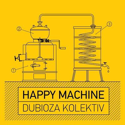 happy machine cover Dubioza Kolektiv