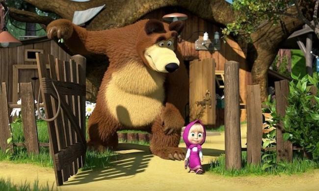 Quot masha e orso torna su rai yo con i nuovi episodi