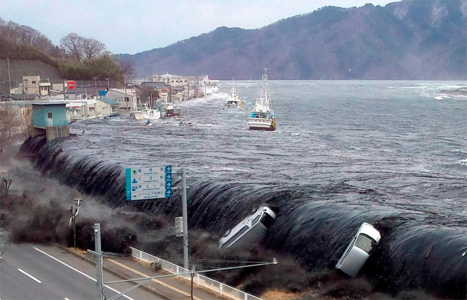 Terremoto e tsunami Giappone 2011