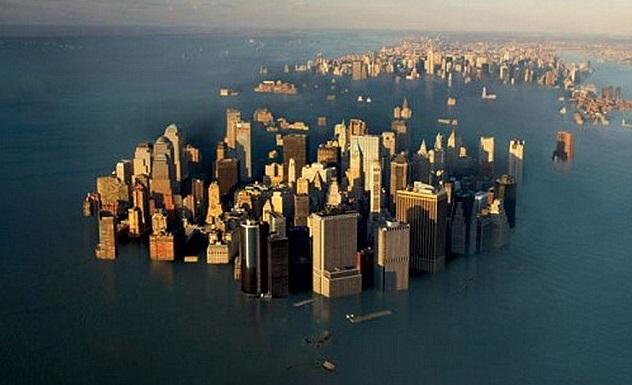 new york riscaldamento