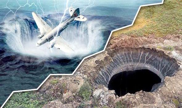 Triangolo delle Bermuda, nessuna maledizione solo crateri