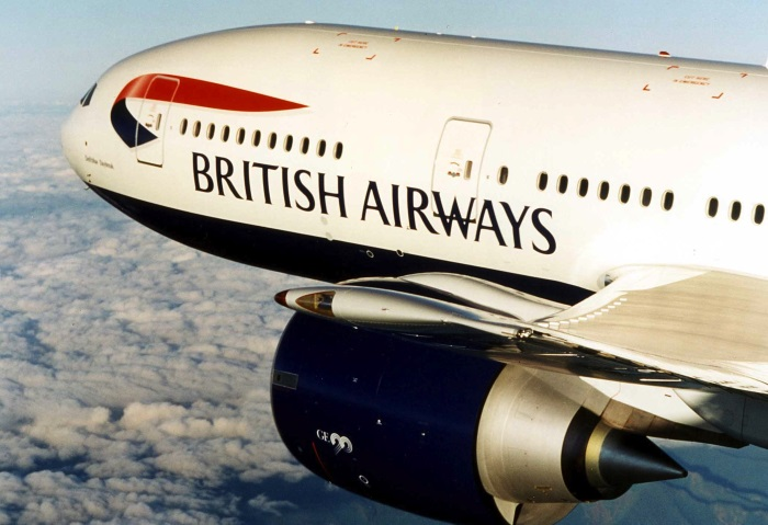 British Airways aereo