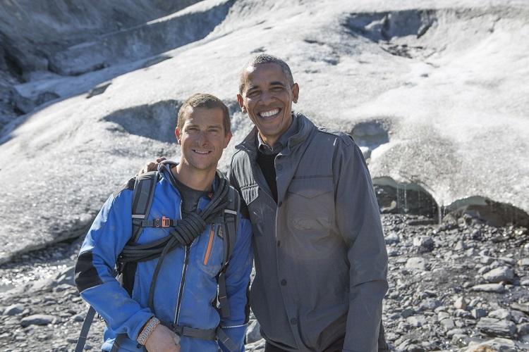 Dmax Bear Grylls vs Obama