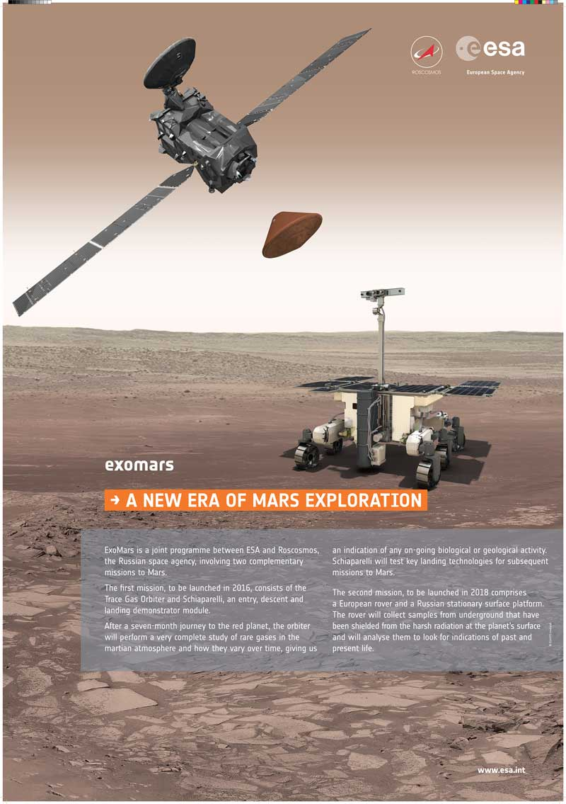 Exomars a new era of Mars exploration (1)