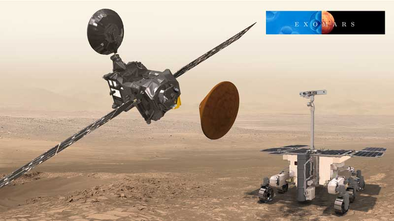 Exomars a new era of Mars exploration (10)