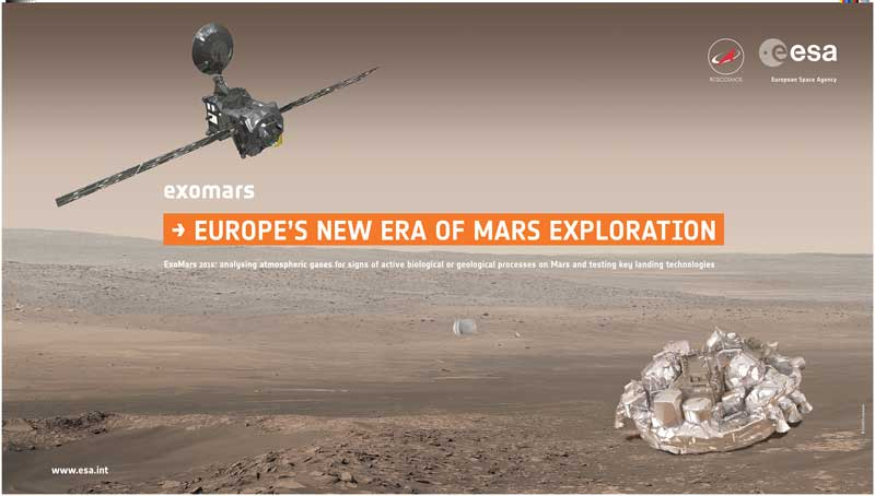 Exomars a new era of Mars exploration (3)