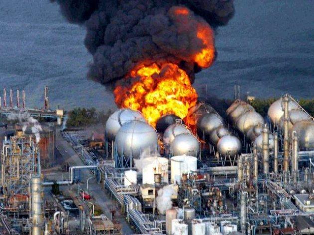 disastro fukushima 2011