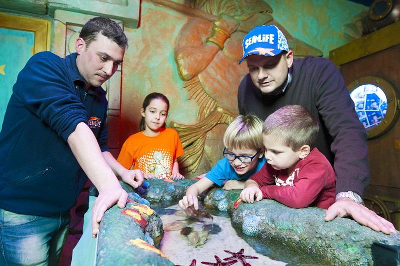 Gardaland SEA LIFE Aquarium_Festa del Papà_2016