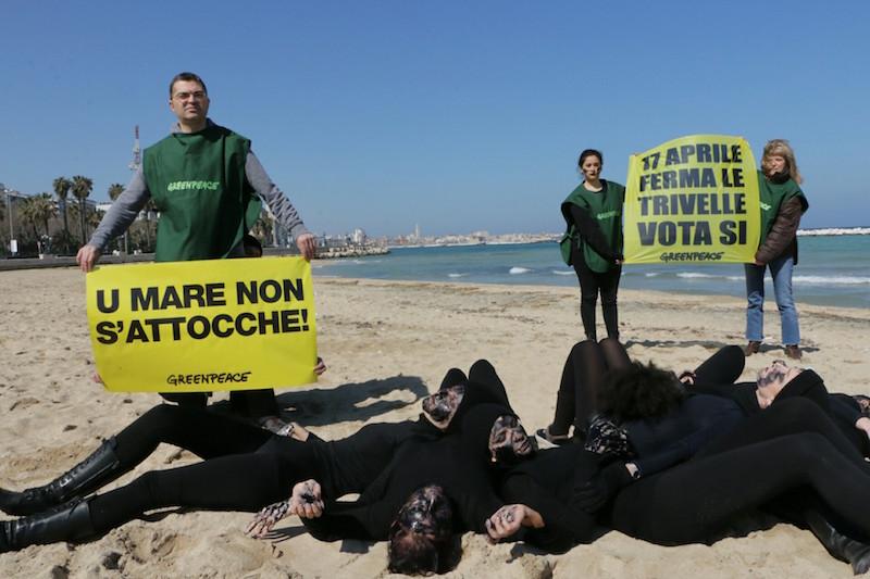 GreenPeace Bari