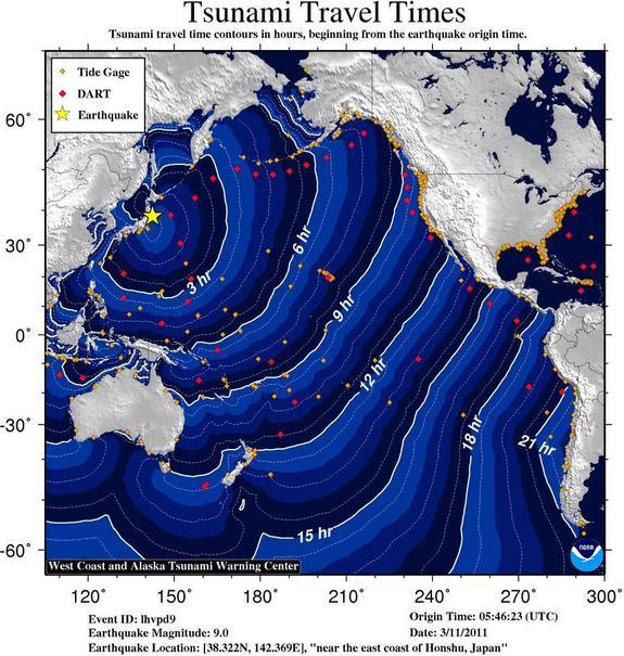 fukushima terremoto tsunami 2011