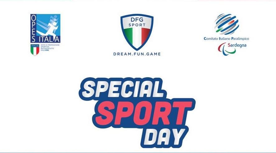 Invito Special Sport Day Cagliari
