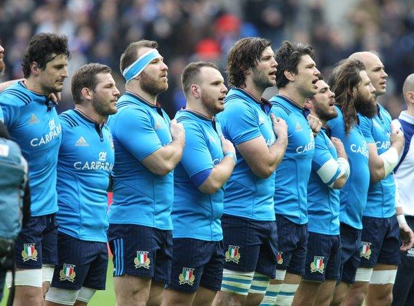 Italia 6 Nazioni 2016 rugby