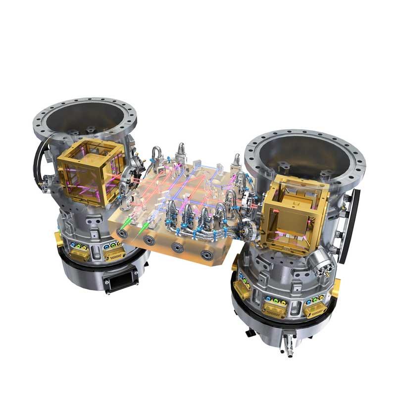 Lisa Pathfinder in space (3)
