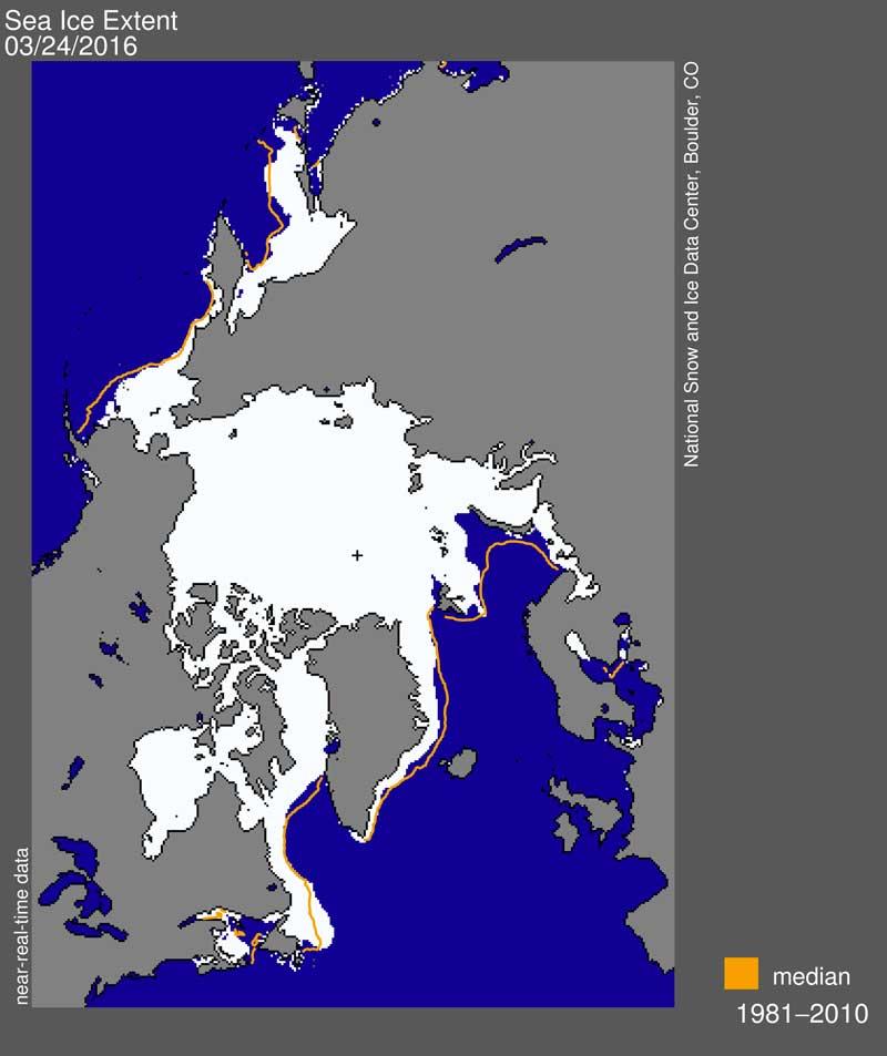 Nasa ghiaccio artico (4)