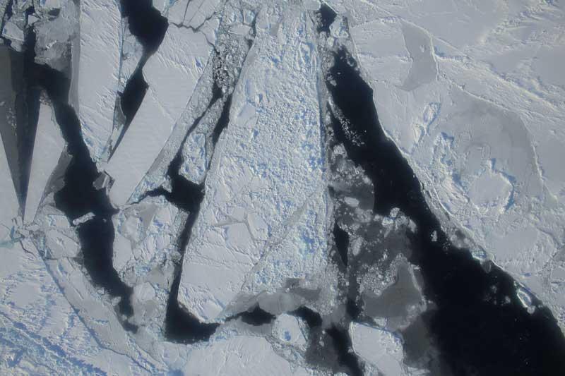 Nasa ghiaccio artico (5)
