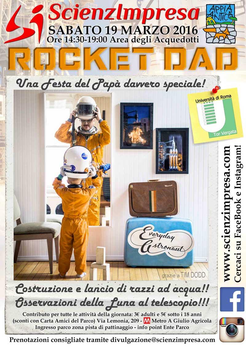 Rocket Dad Scenzimpresa