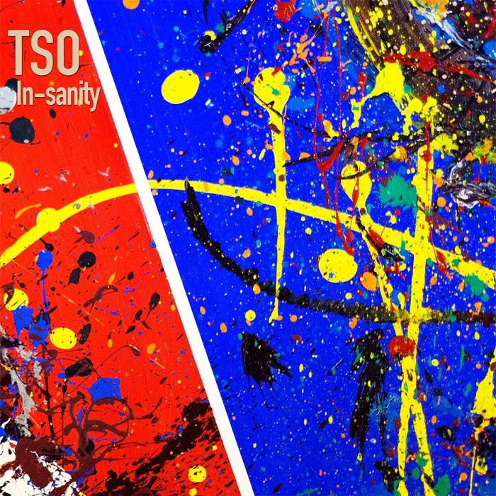 Tso In-sanity cover