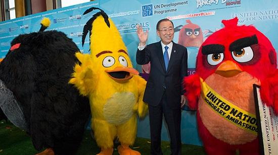 angry birds onu