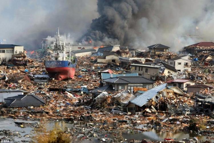terremoto tohoku 2011