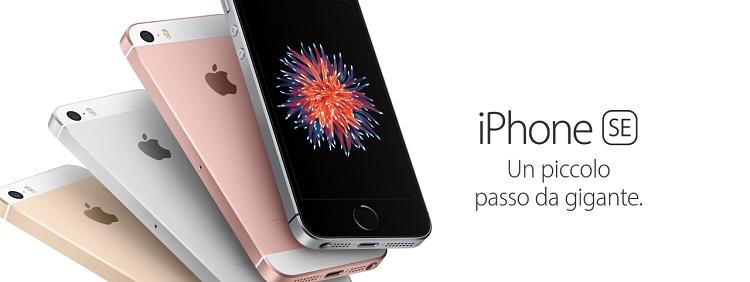 iPhone SE arriva in Italia: prezzo e caratteristiche