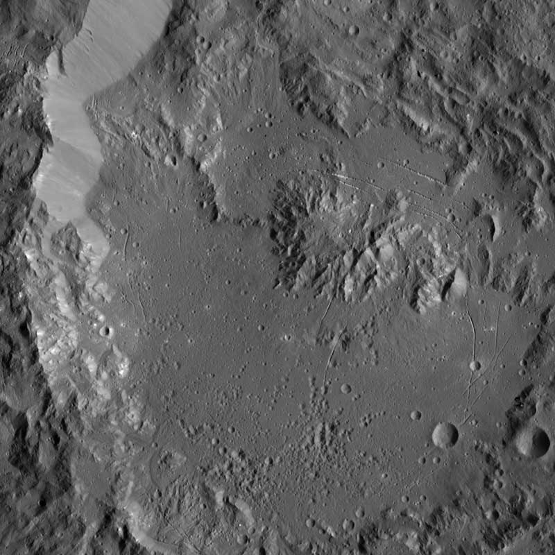 cerere crater
