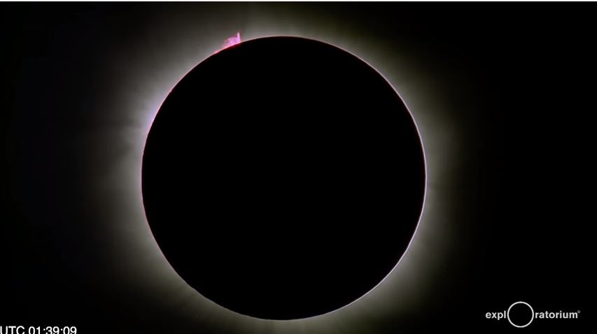 eclissi solare 2016