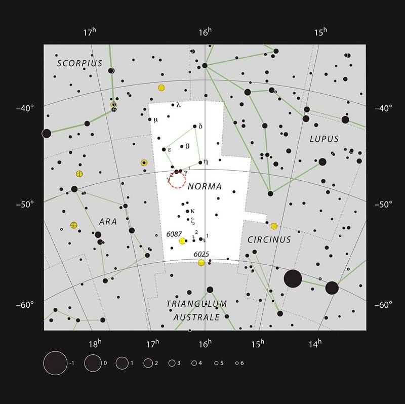 telescopio vst