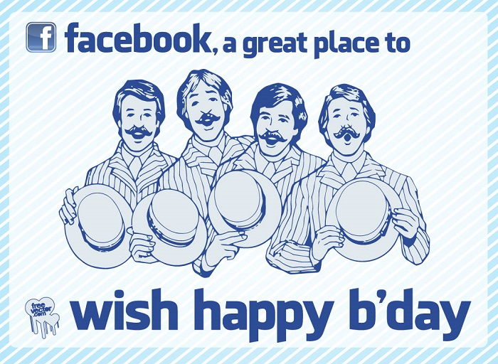 facebook buon compleanno