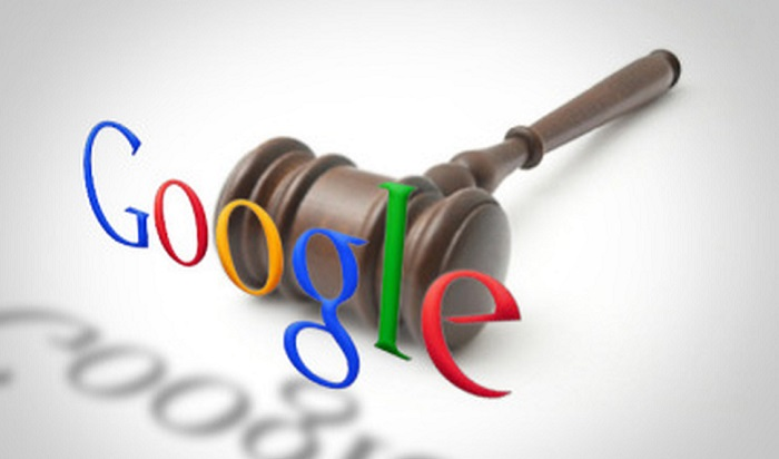 google tribunale