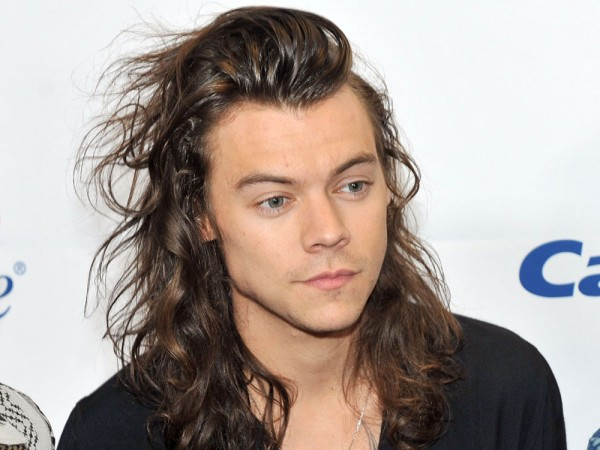 Galerry hairstyle harry styles