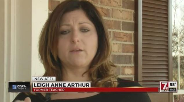 insegnante South Carolina