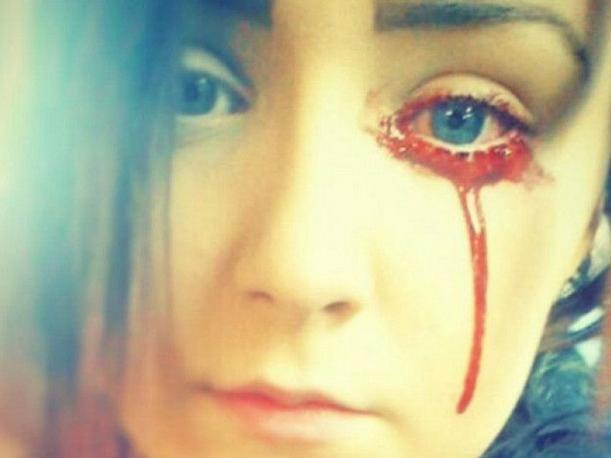 marnie harvey lacrime sangue