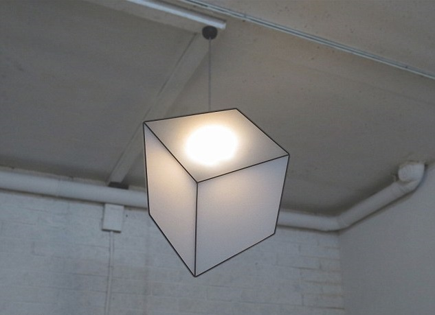 illusione lampada