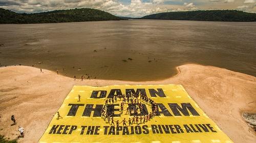 Amazzonia Greenpeace
