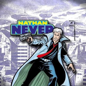 Comicon NathanNever