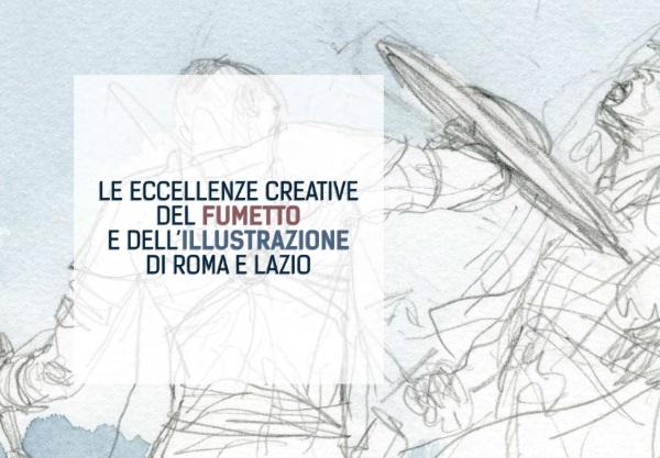 Le eccellenze creative del fumetto e dell'illustrazione di Roma e Lazio