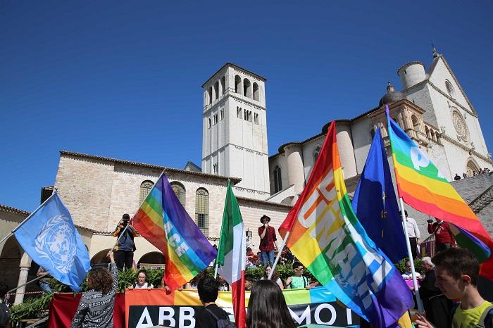 Papa Assisi 2