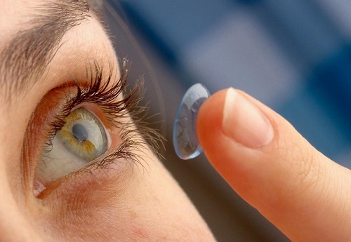 Samsung brevetta lenti a contatto smart