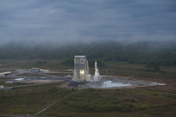 Spazio: programma Copernicus, rinviato a domani 24 aprile il lancio di Sentinel-1B