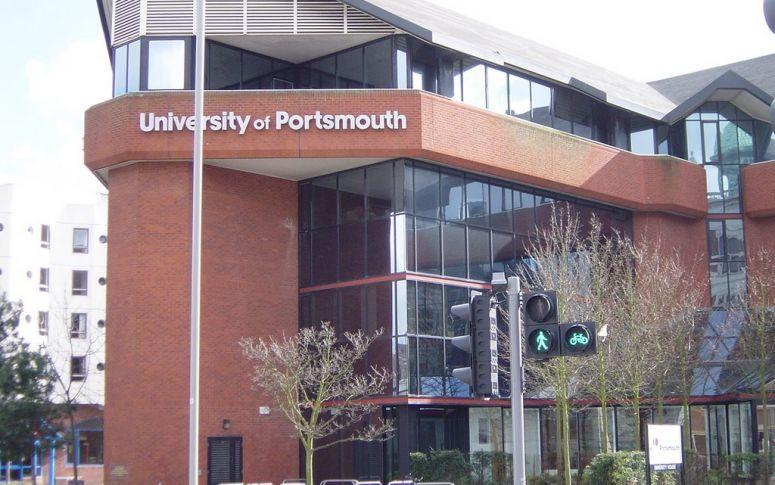 L universit di portsmouth inghilterra una delle for Migliori universita mondo
