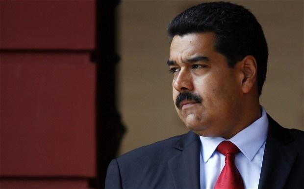 Venezuela Nicolas-Maduro