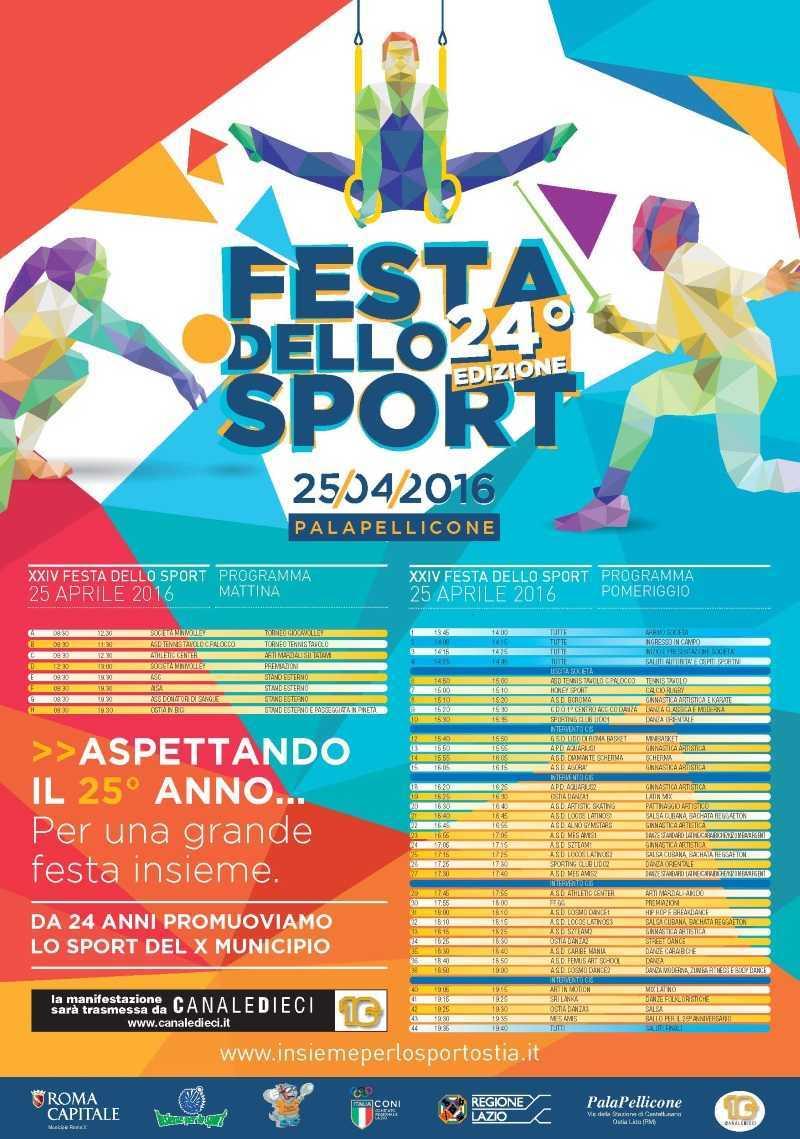 XXIV Festa dello Sport