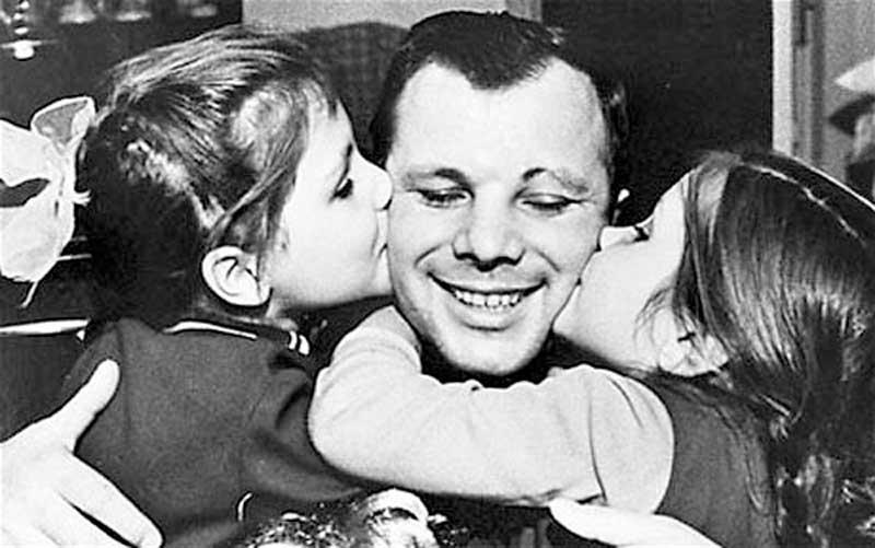 Il 12 aprile di 56 anni fa, Gagarin conquistava lo Spazio ...