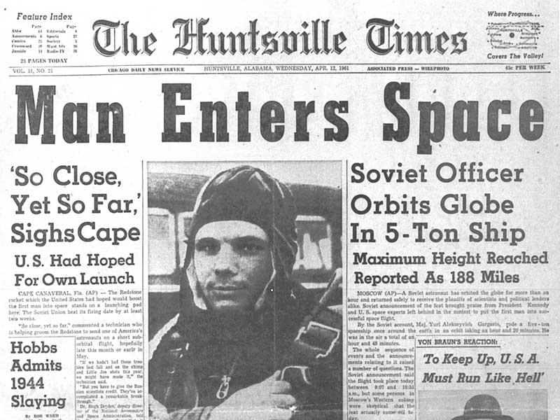 Yuri Gagarin (9)